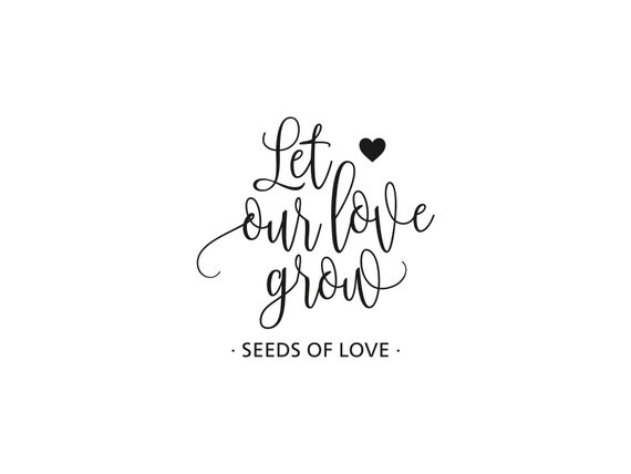Let Your Love Grow With Years