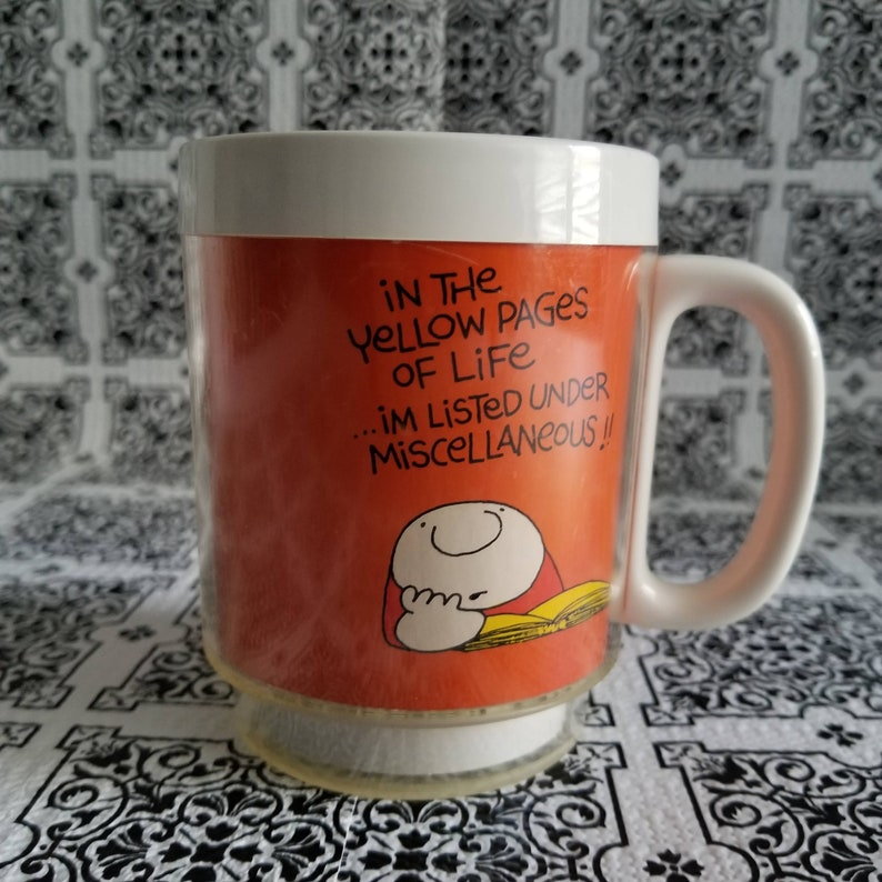 Thermoserv Ziggy Mug Cold Tom Cup Coffee Character Or Vintage Wilson Cartoon 4 Hot 3K15ulFcTJ