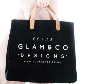 Custom tote bag | Etsy