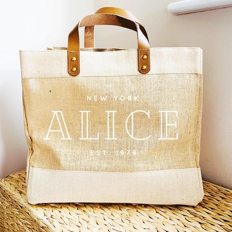 Custom Shopping Bag Personalised Shopping Bag Gift ideas for Her Custom Bag Personalised Bag Womens Gift Ideas Custom Beach Bag