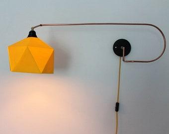 Plafoniere Da Parete In Legno : Lampade da parete fai te bella idee di in legno
