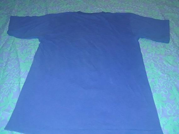 1990 Duke Blue Devils Final t-shirt Four graphic t-shirt Final taille l 5d83e6