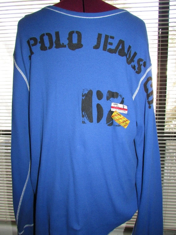 32d4e650c93 Polo Jeans Co. Thermal  Henley