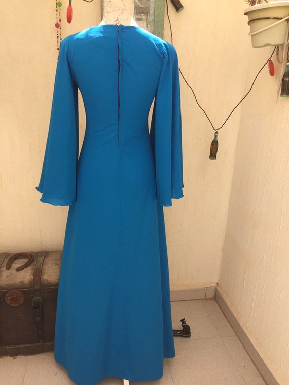 Vintage dress-vintage fa. Shion-vintage retro-vin… - image 3
