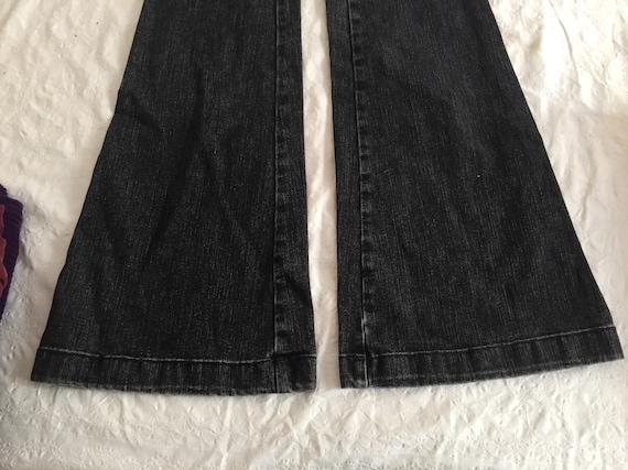 Vintage bell bottom pants-flared jeans-vintage bel