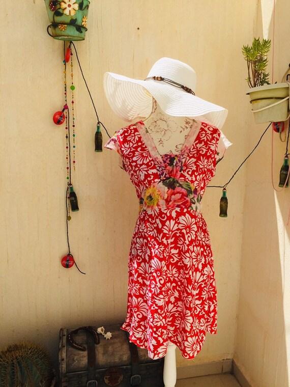 Vintage dress-vintage fashion-vintage retro-vintag