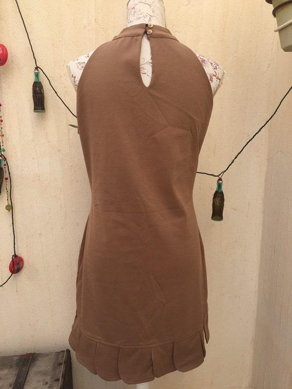 Vintage dress-vintage overall-vintage retro-vinta… - image 8