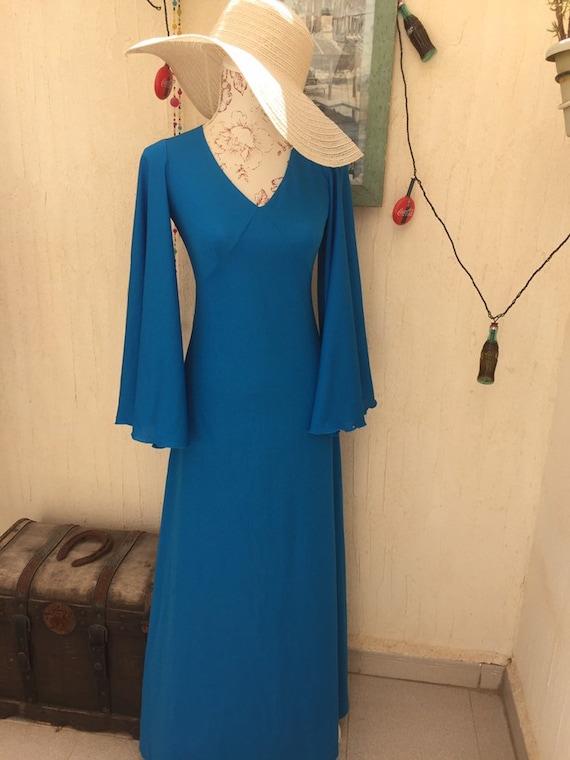 Vintage dress-vintage fa. Shion-vintage retro-vin… - image 4