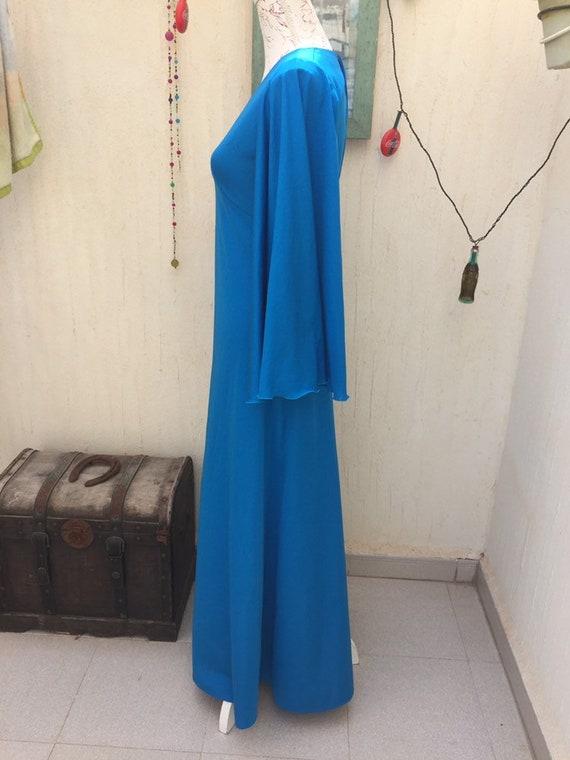 Vintage dress-vintage fa. Shion-vintage retro-vin… - image 2