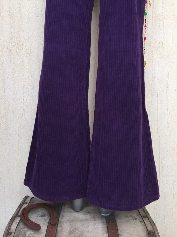 Vintage bell bottoms-boho vintage-hippie-70s party