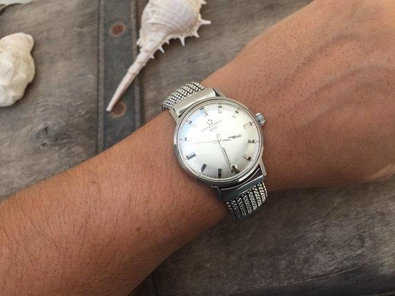 Vintage watch-men watch-vintage men-vintage man-v… - image 7