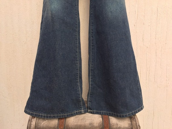 Vintage bell bottom jeans-vintage jeans-vintage p… - image 7