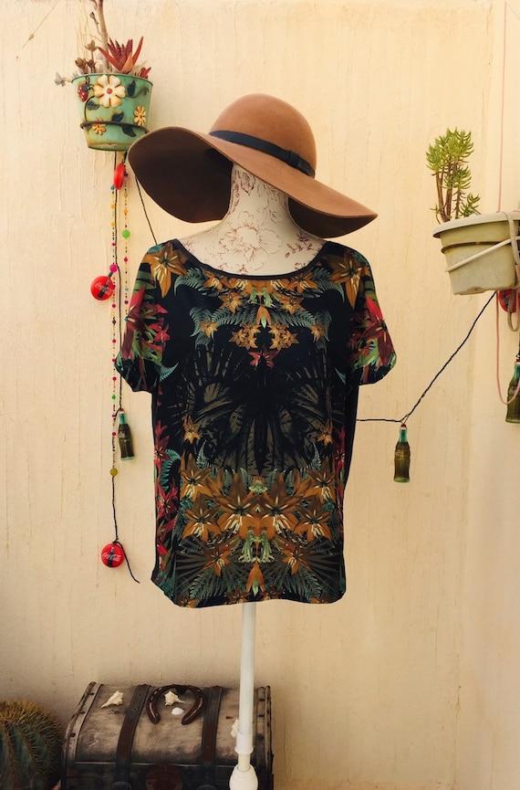 Vintage top-vintage clothes-vintage shirt-vintage