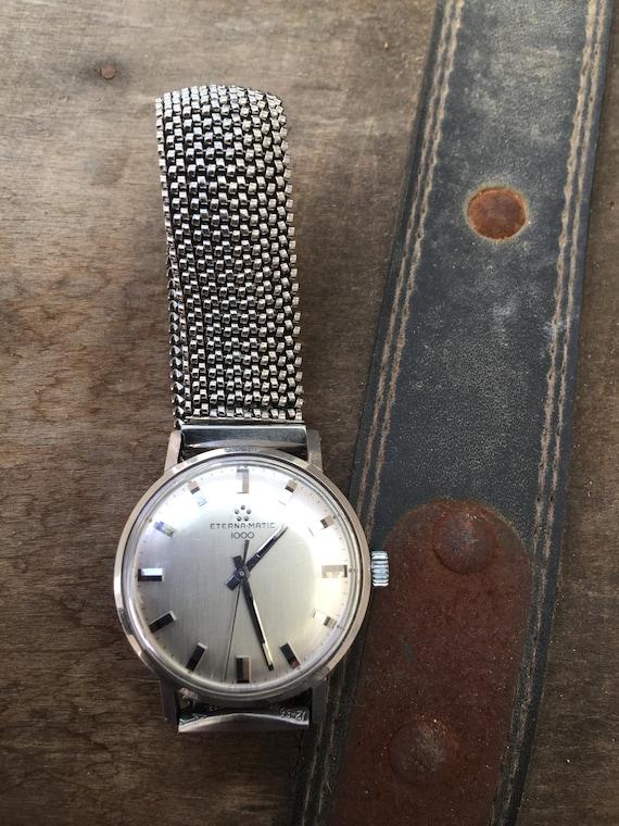 Vintage watch-men watch-vintage men-vintage man-v… - image 5