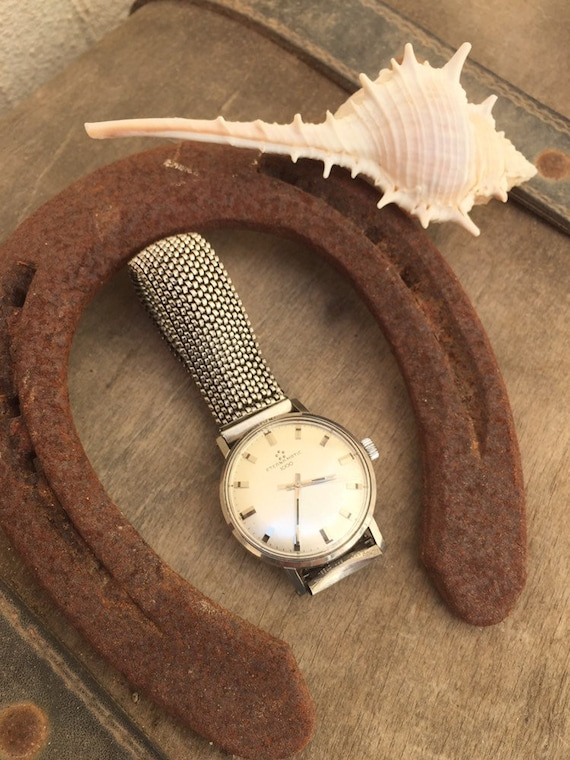 Vintage watch-men watch-vintage men-vintage man-v… - image 3