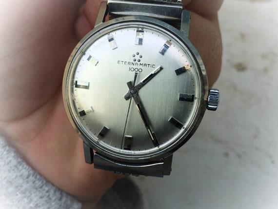 Vintage watch-men watch-vintage men-vintage man-v… - image 6
