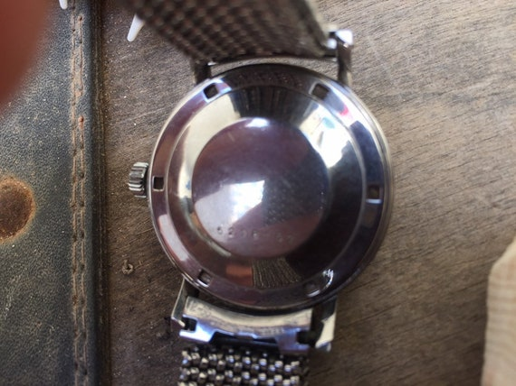 Vintage watch-men watch-vintage men-vintage man-v… - image 9