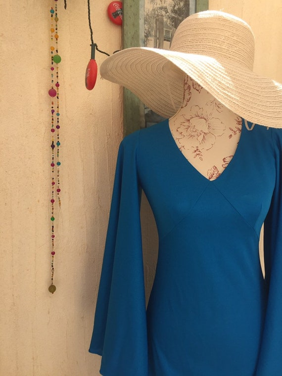 Vintage dress-vintage fa. Shion-vintage retro-vin… - image 5