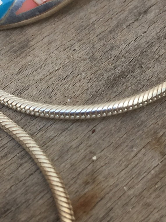 Vintage jewelry-vintage silver moon-vintage charm… - image 4