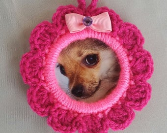 Crochet Picture Frame (ON SALE)