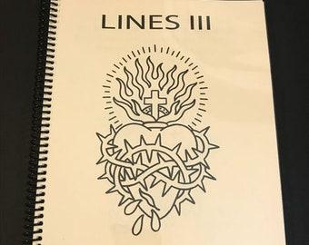 Lines III Book (2019)