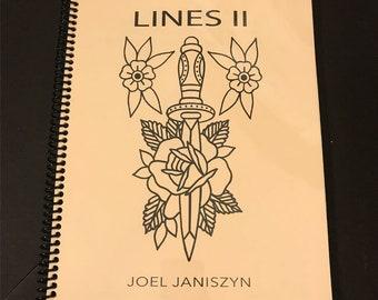Lines II book (reissue)