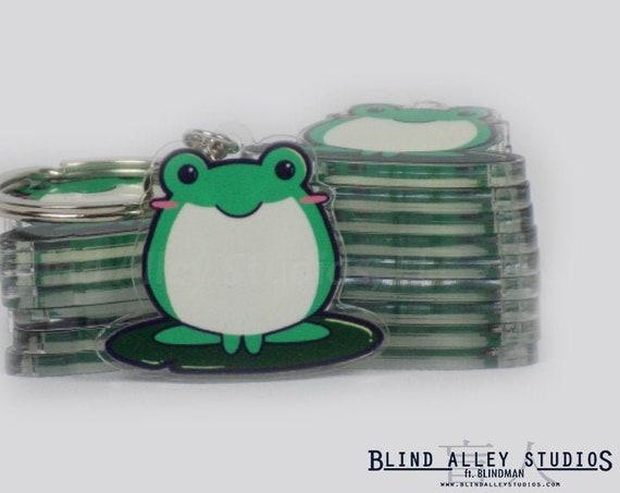 Froggy Acrylic Keychain