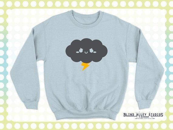 Angry Cloud Sweater [SPECIAL ORDER]