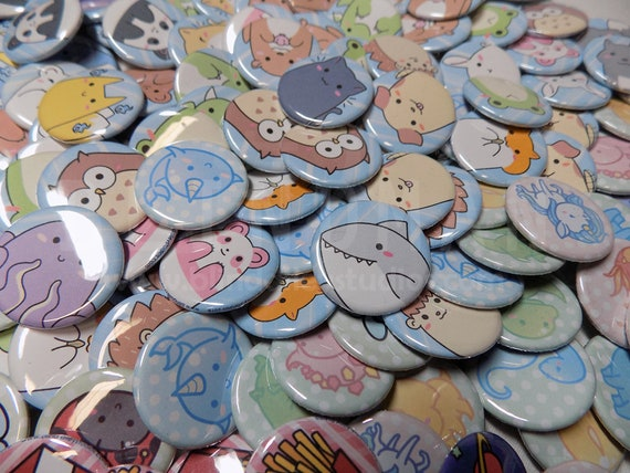 Pinback Button Grab Bag