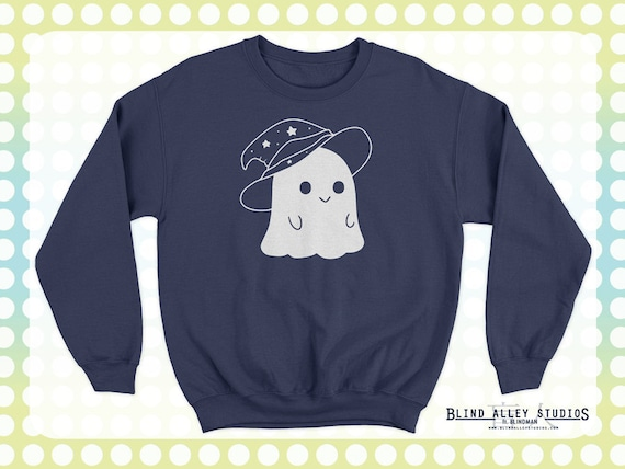 Ghost Witch Sweater (Glow in the dark!) [SPECIAL ORDER]