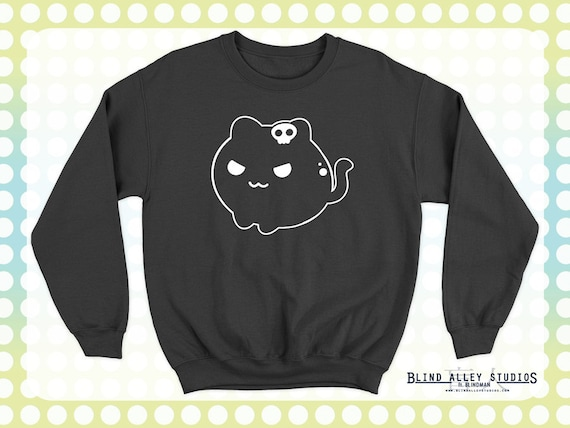 Skull Cat (Skully) Sweater [SPECIAL ORDER]