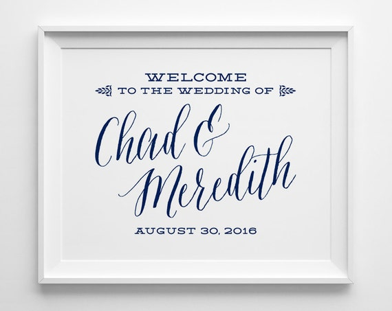 621a7a382dbb08 Wedding Signs Wedding Welcome Sign Welcome To Our Wedding