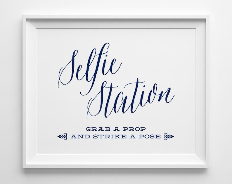 0aa7ee6cbc8559 Nautical Wedding Signs Selfie Station Photo Booth Sign Grab