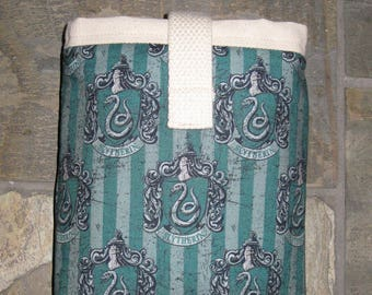 Harry Potter Slytherin Diaper Clutch