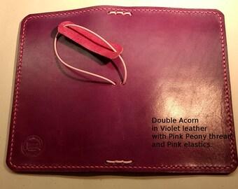 DOUBLE ACORN Traveller's Notebook range. Midori, Field Notes, Moleskine, Rhodia, Stamford. Passport/Pocket/A6/Slim. Many custom options.