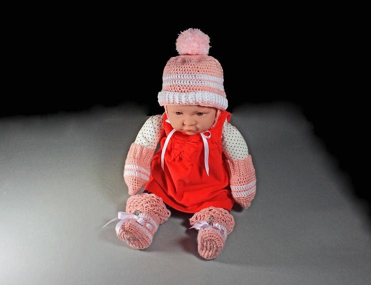 Pink Baby Set 52636d653f0