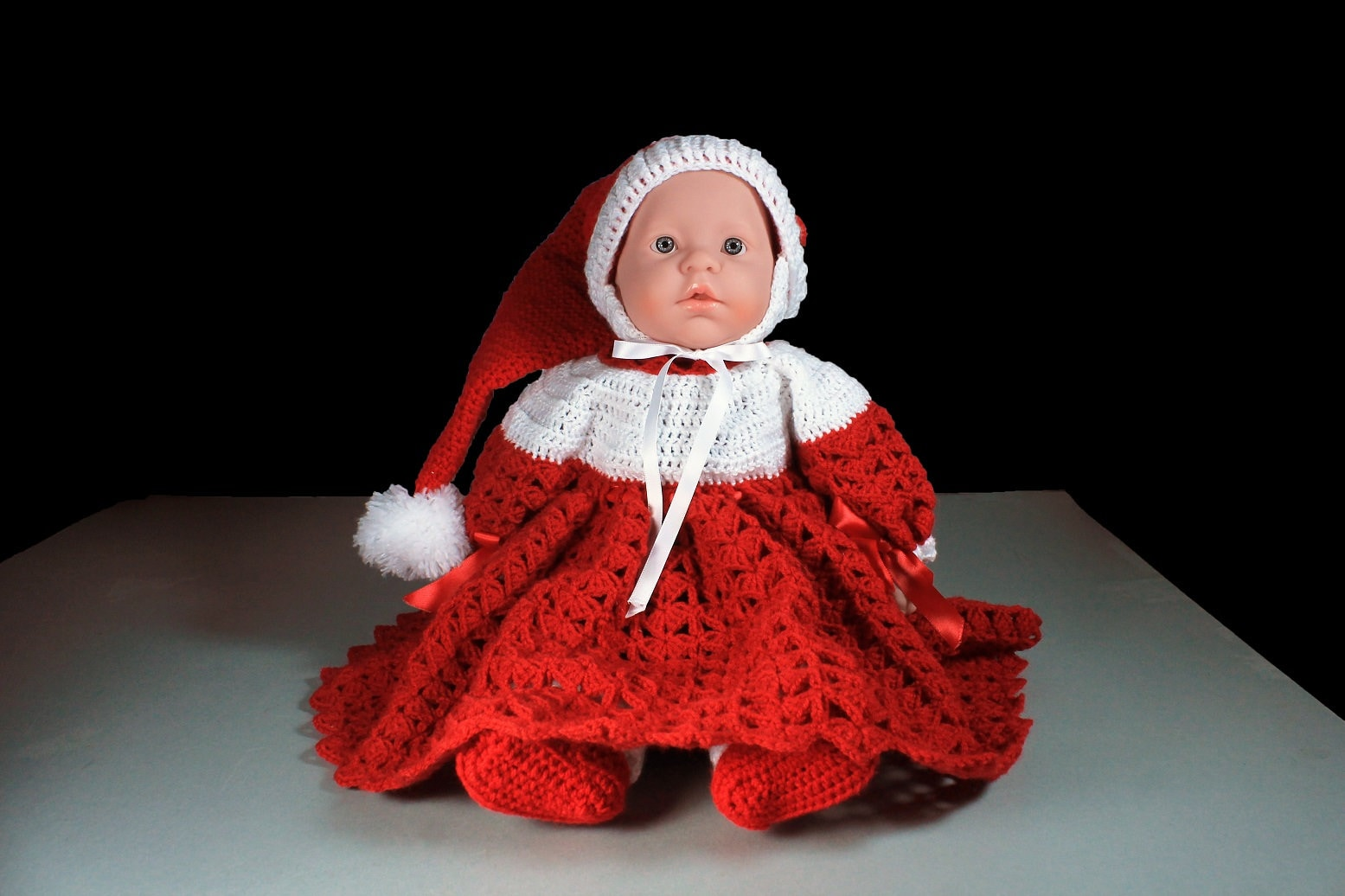 Christmas Baby Dress Baby Christmas Set Baby Girls Dress Holiday