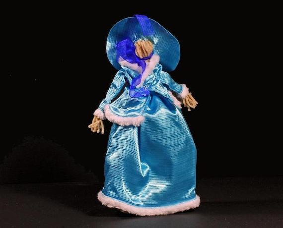 Art Doll, Folk Art Doll, Yarn Doll, Toy, Handmade