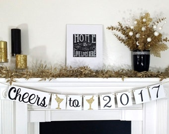 happy new years 2019 new years party decoration happy new year 2019 stroke of midnight garland new years banner cheers to 2019