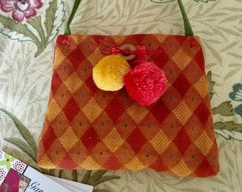 Petite Jewellery Purse - Gift Bag - Pearl Purse - Ear Ring Purse - Jewellery Pouch -  Little Girl's Purse - Australian Seller