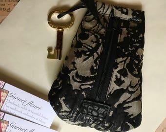 Coin Purse - Jewelry Purse - Petit Purse - Zip Purse - Hand Bag Purse - Australian Seller