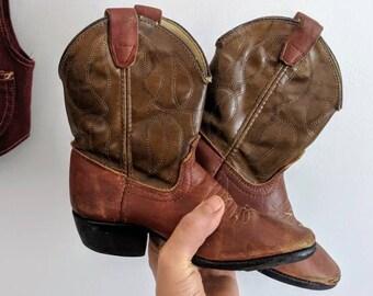 89319ddcbf1 Kids cowboy boots | Etsy