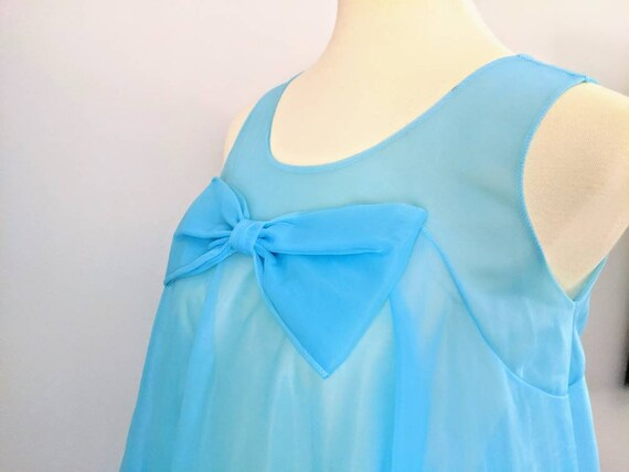 Vintage Nightgown, Babydoll Nightgown, Nightgown,… - image 2
