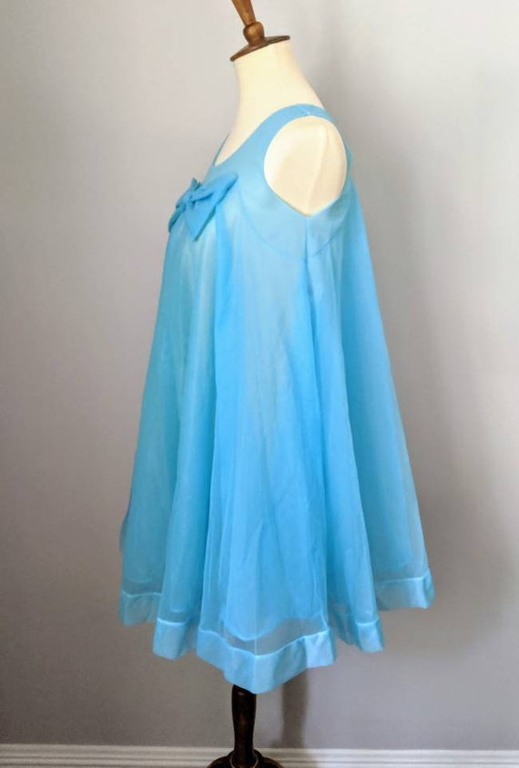 Vintage Nightgown, Babydoll Nightgown, Nightgown,… - image 3