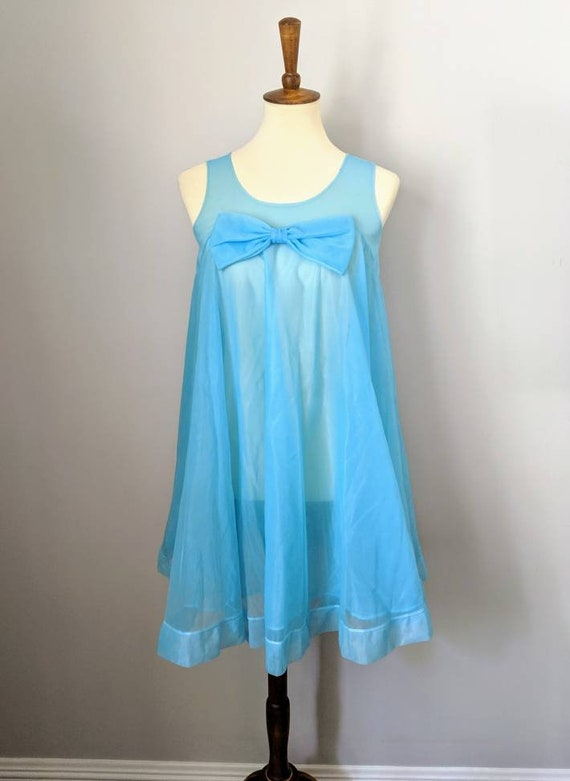 Vintage Nightgown, Babydoll Nightgown, Nightgown,… - image 6