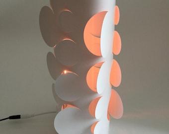 Lamp - Circle - DIY Paper Craft Kit