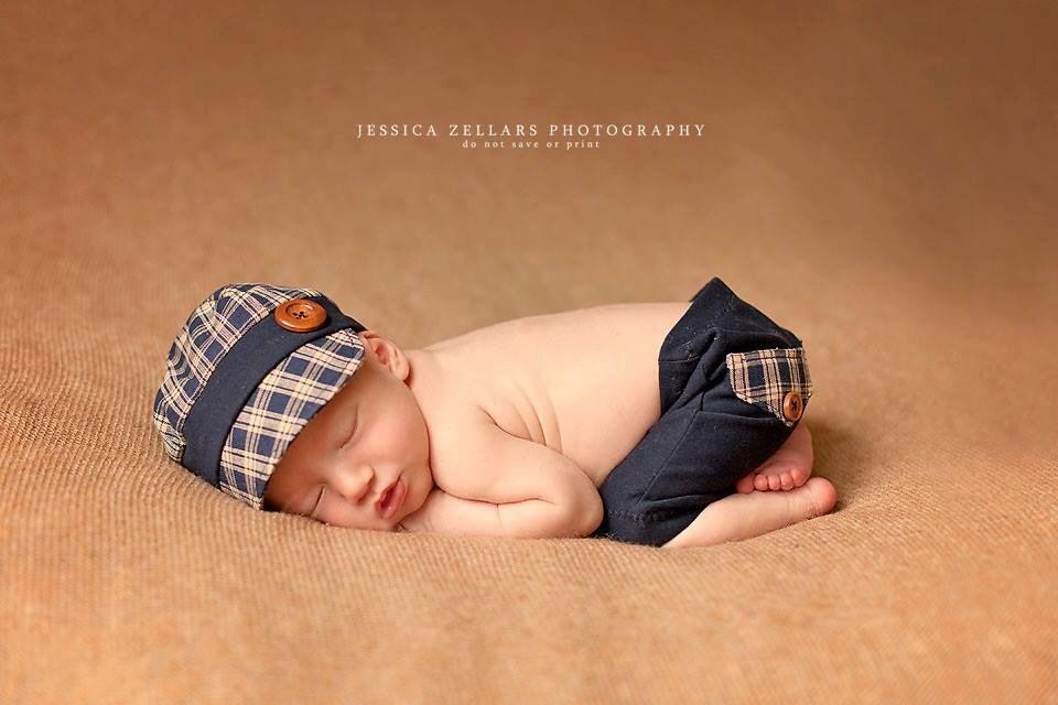 prop foto recién nacido bebé sombrero casquillo casquillo  a95712e04b6