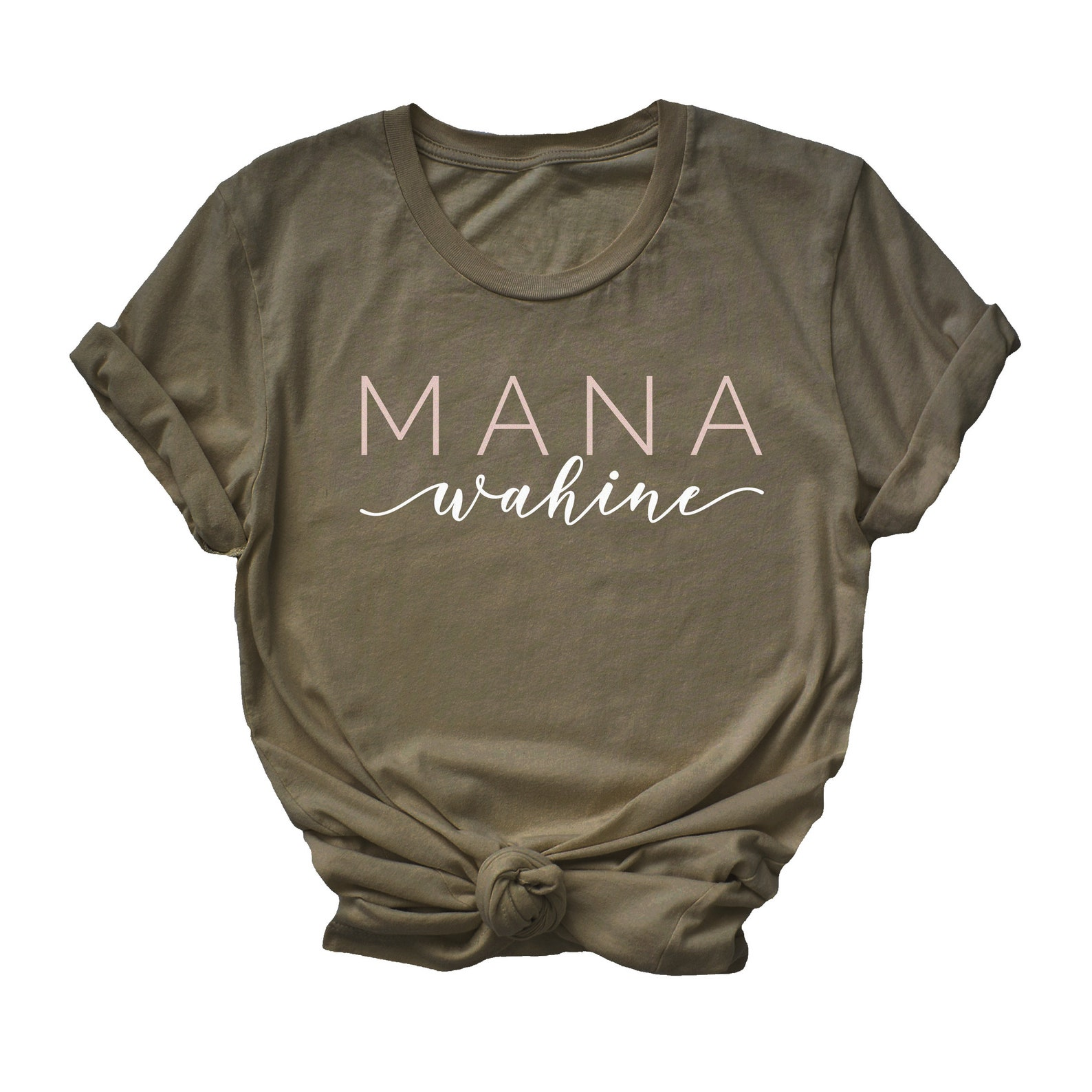 Power woman t-shirt makes for an awesome made in Hawaii gift