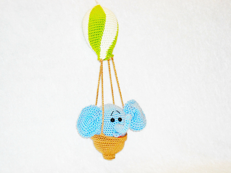 Crochet Elephant Amigurumi Free Pattern with Video   Crochet ...   2250x3000