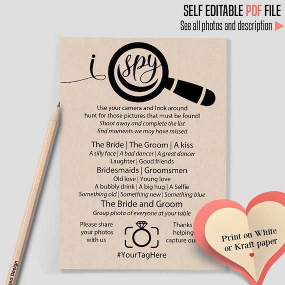 Printable i spy game cards wedding templates game templates etsy image 0 maxwellsz
